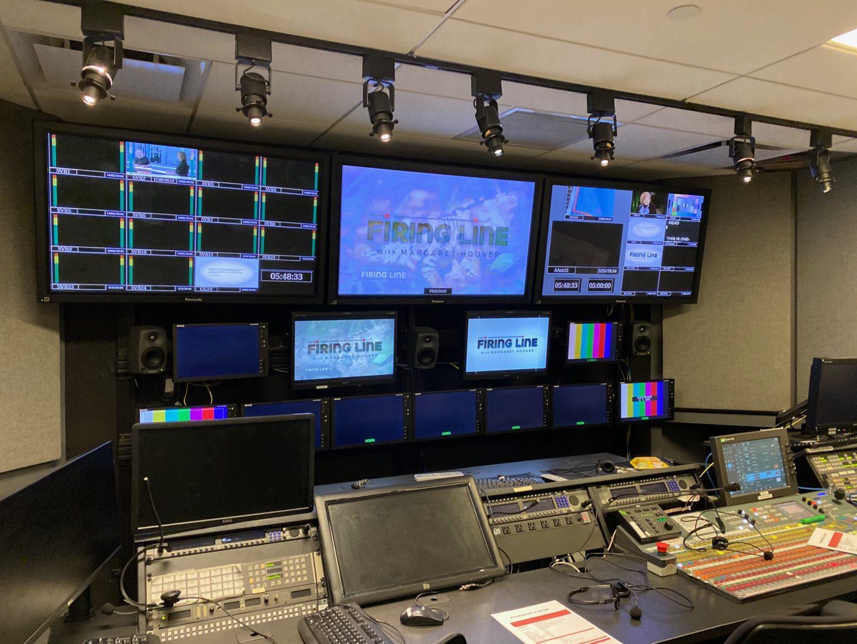 PBS Control Room