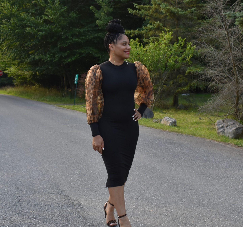 Trendy Chix Boutique Dress