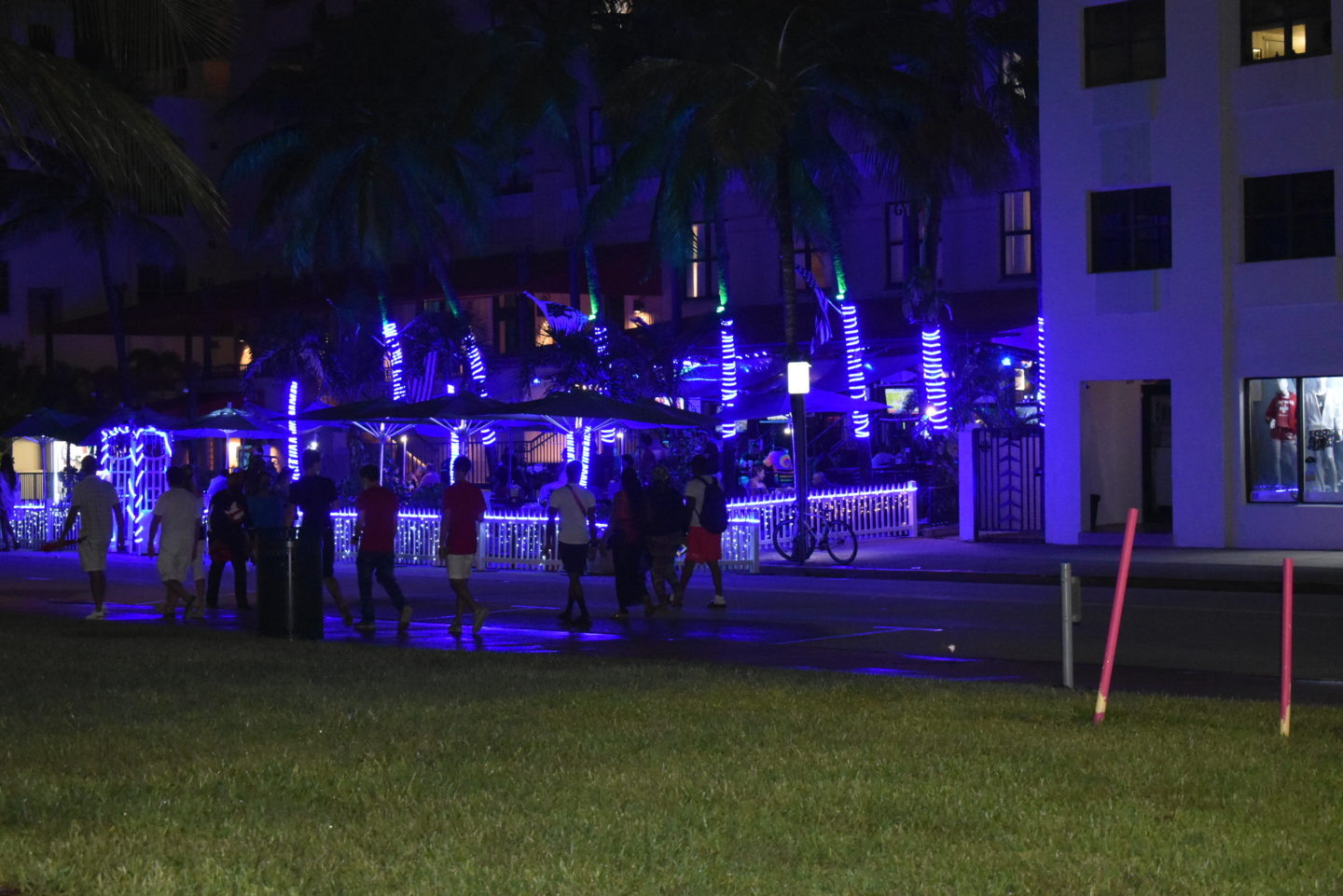 South Beach Nightlife During A Pandemic