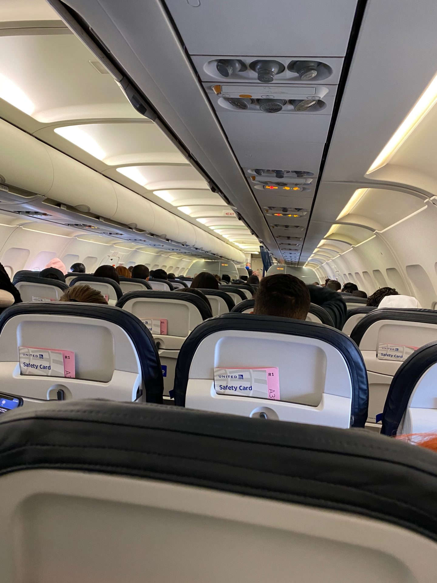 United Airlines During A Pandemic