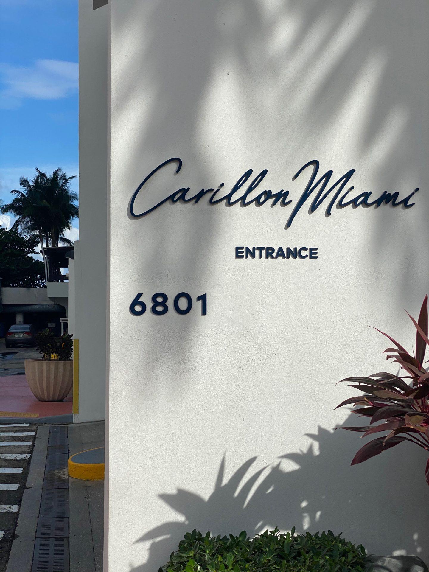 Carillon Wellness Resort Miami