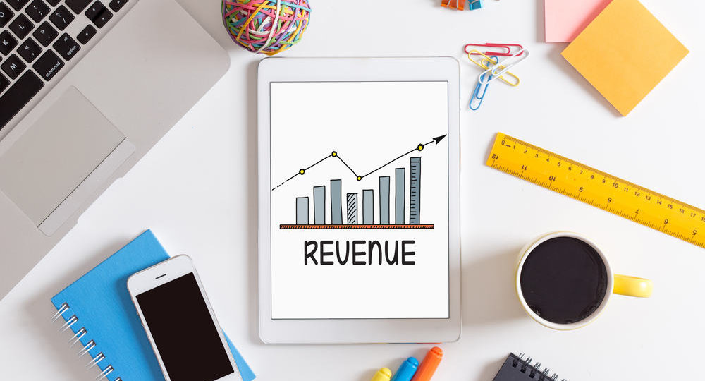 BUSINESS FINANCE INVESTMENT GROWTH REVENUE CONCEPT