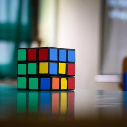 running a business | picture of a rubiks cub running a business | picture of a rubiks cube