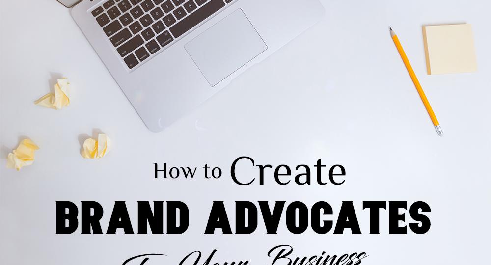 Brand Advocate