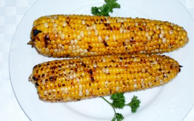 Mama Hogg's Grilled Corn on the Cob