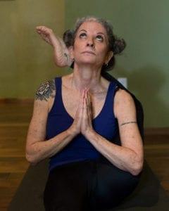 Mysore style ashtanga yoga with Karen Kelley in Mysore Arizona