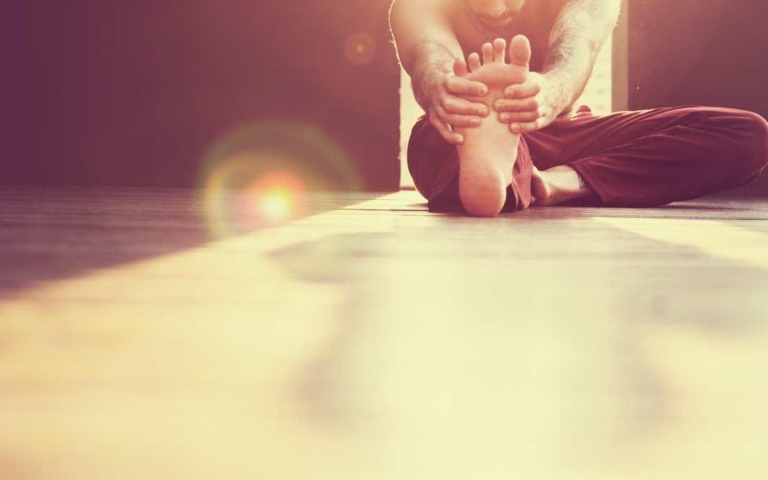 First rule of Ashtanga Yoga