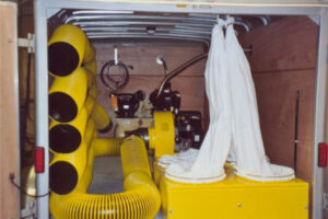 The Hornet Trailer Powervac Package 2