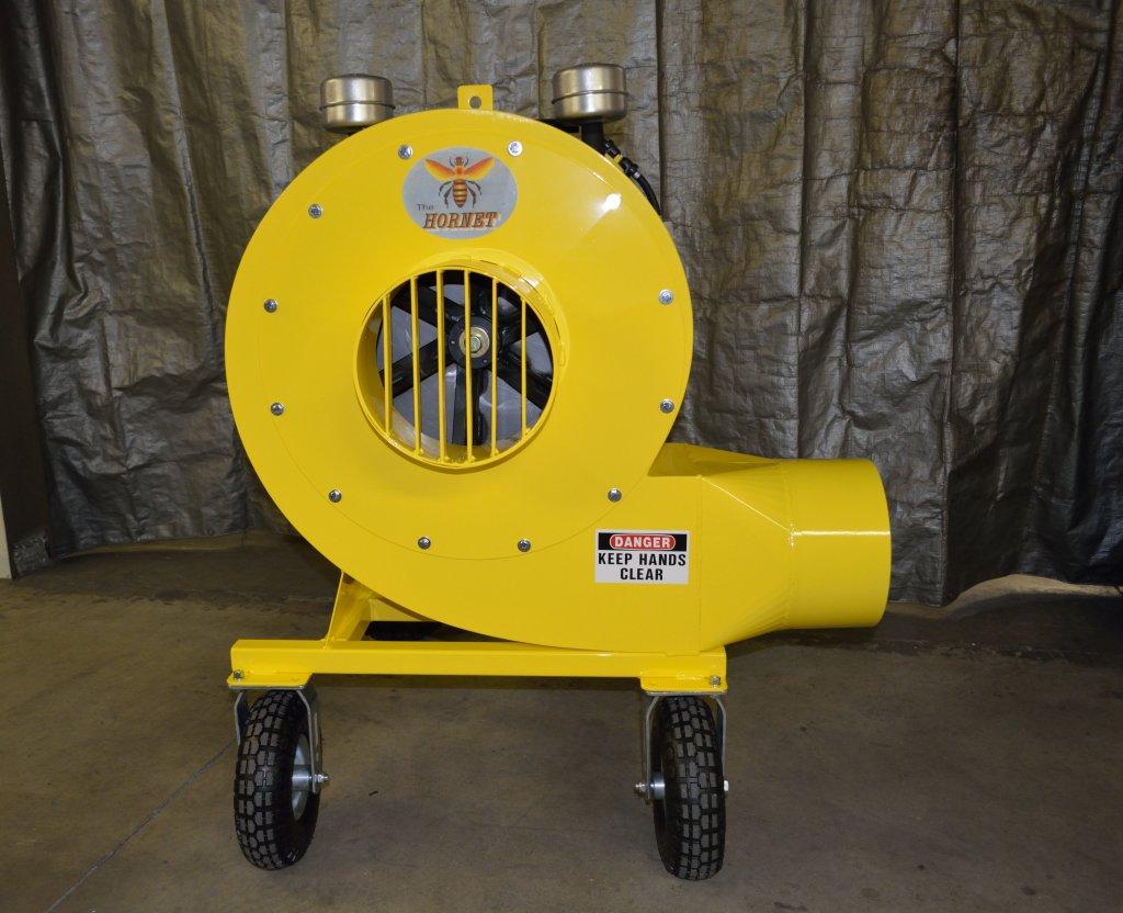 Harolds Power Vac THE HORNET Gas Portable