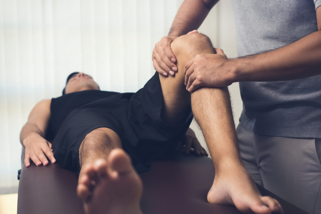 Osteopathic treatment