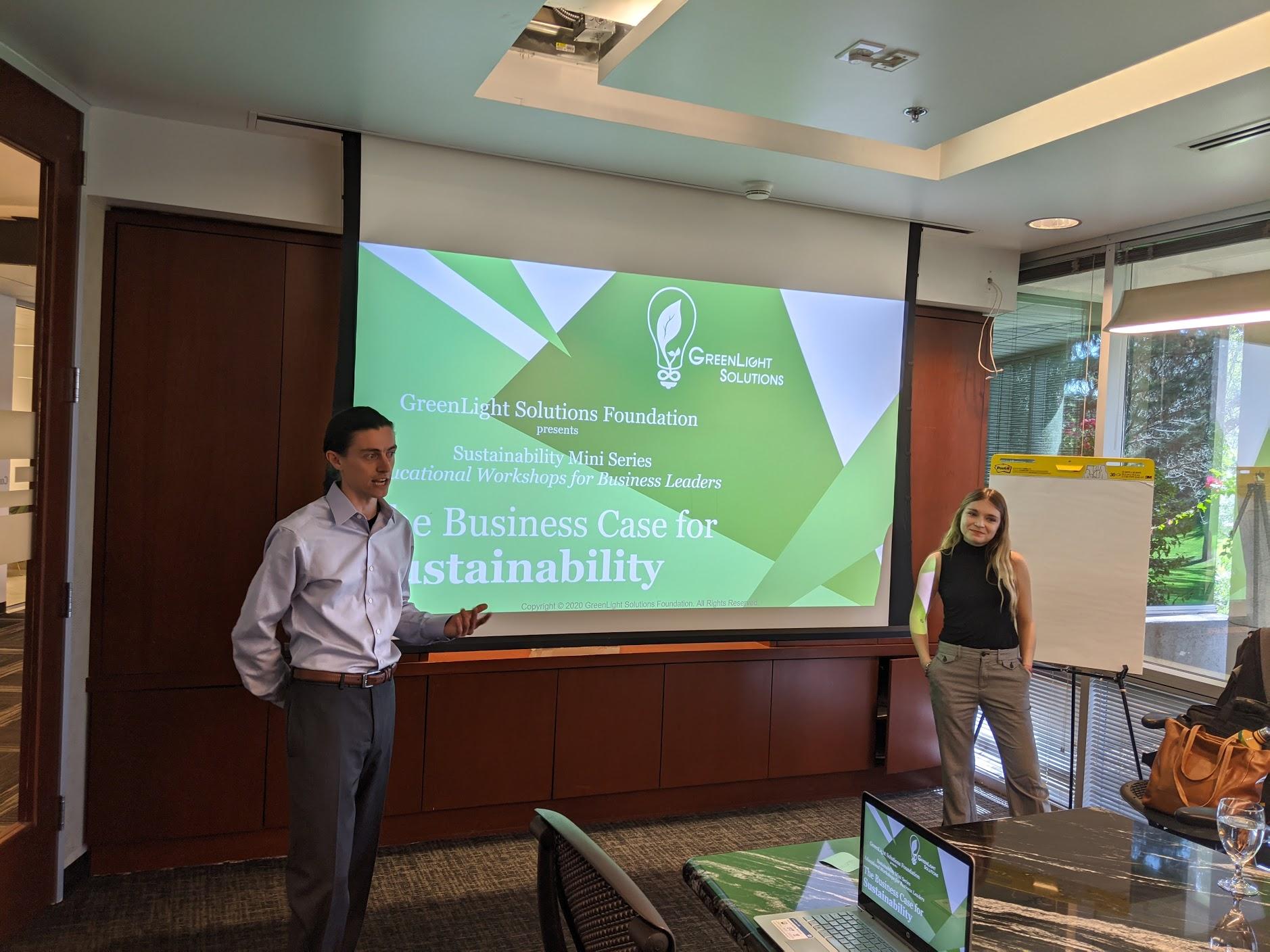 business sustainability seminar series