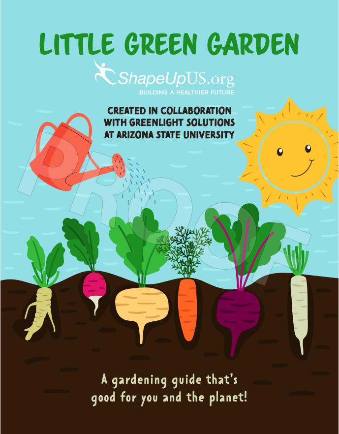 Litte Green Garden cover