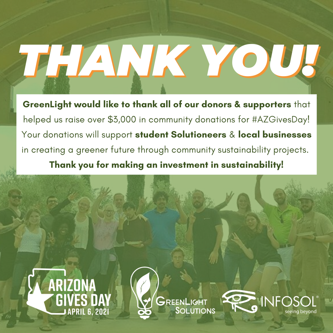 InfoSol & GreenLight Solutions Collaborate on Fundraising, Data, & Sustainability
