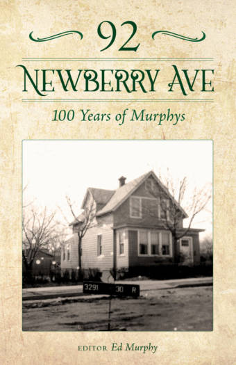 100 Years of Murphys by Ed Murphy - front cover