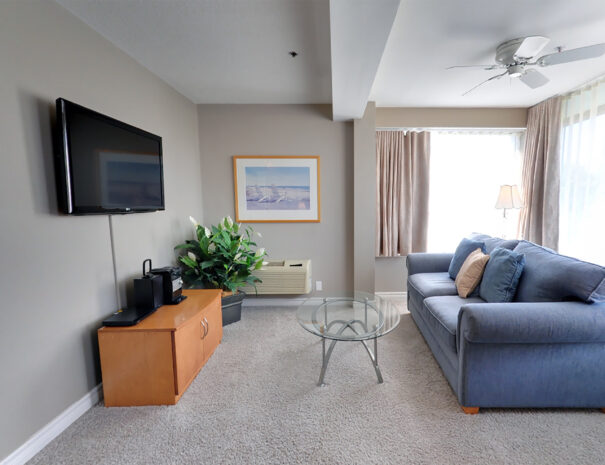one bedroom suite Hotel Collingwood Blue Mountain