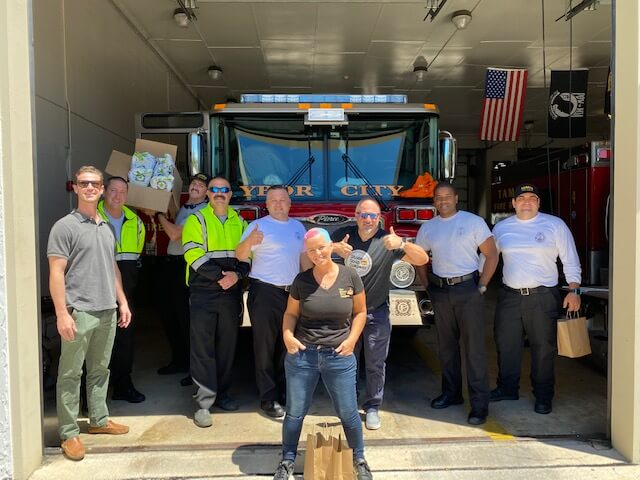 Benefytt Joins Tampa Feed the Frontlines Movement During COVID-19