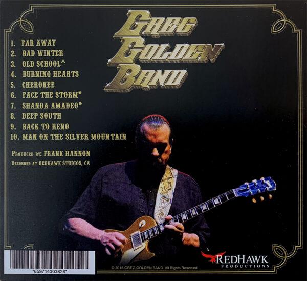 Greg Golden Band - Debut