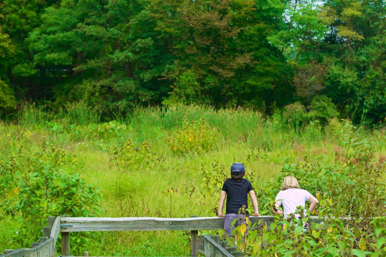 Shaker Lakes Nature Center