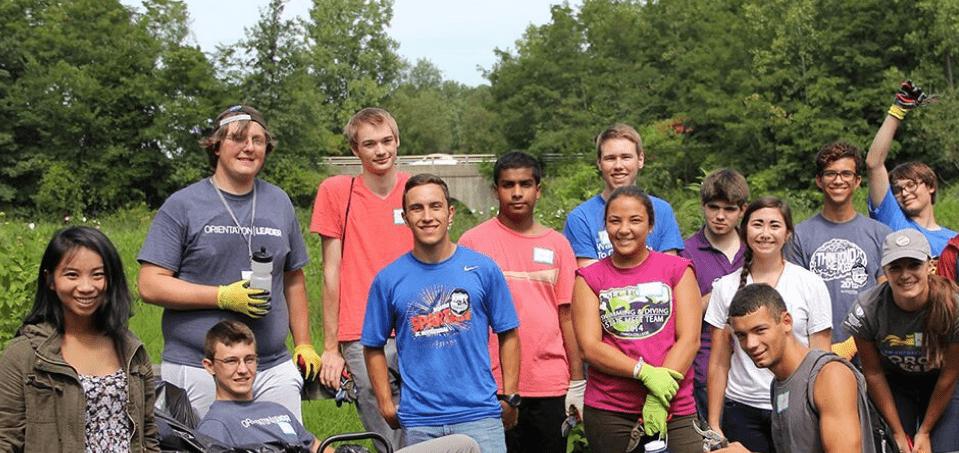 Volunteering opportunities in Cleveland