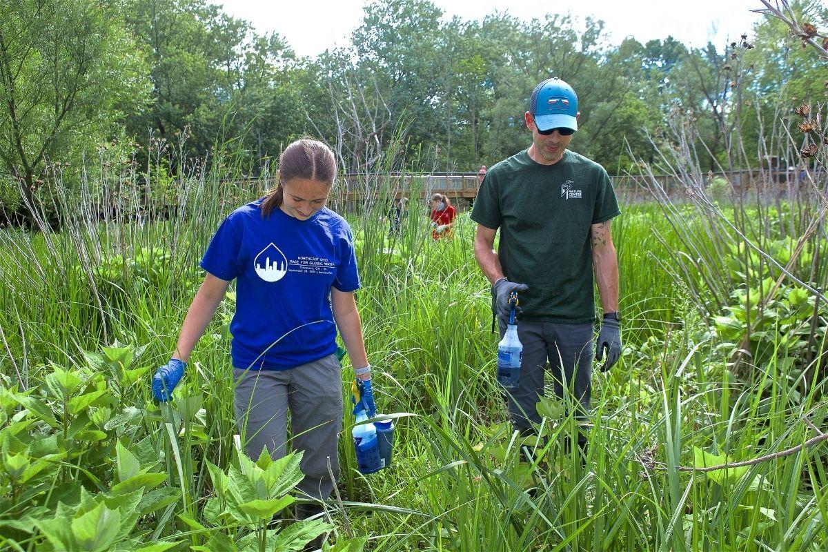 Nature Center Stewardship