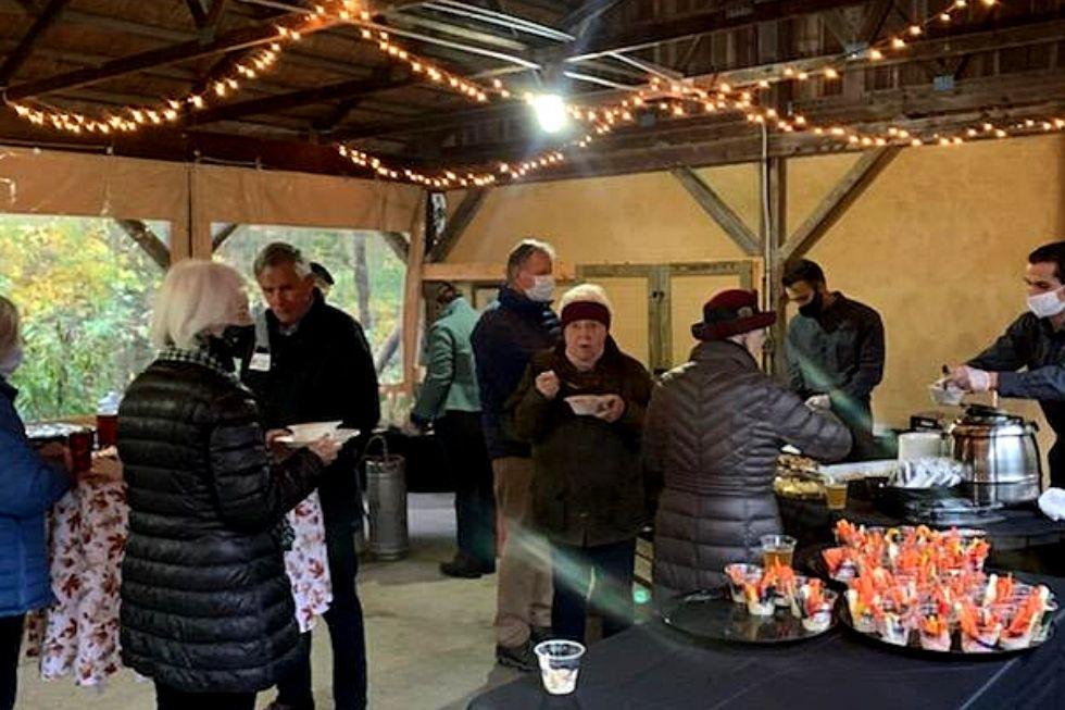outdoor pavilion rentals cleveland
