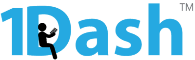 Bookkeeping App 1Dash Dashboard