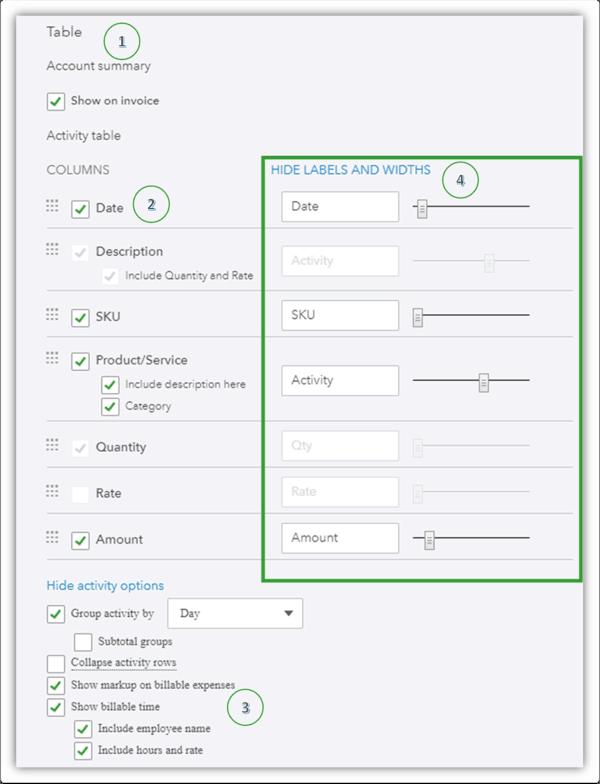 QuickBooks Online Column Adjustments lg