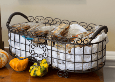 Snacks in the Country Kitchen