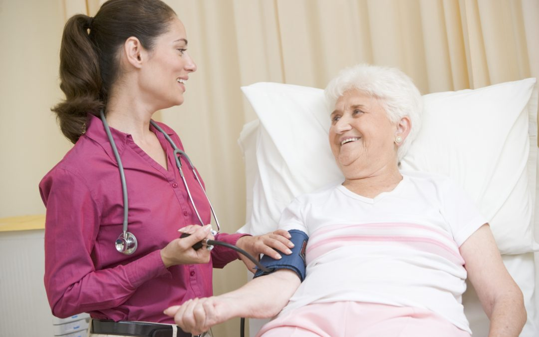 Seniors Need to Know the New Guidelines for Blood Pressure