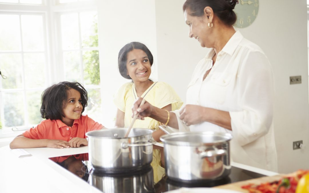 How to Help Your Senior Mom Age in Place