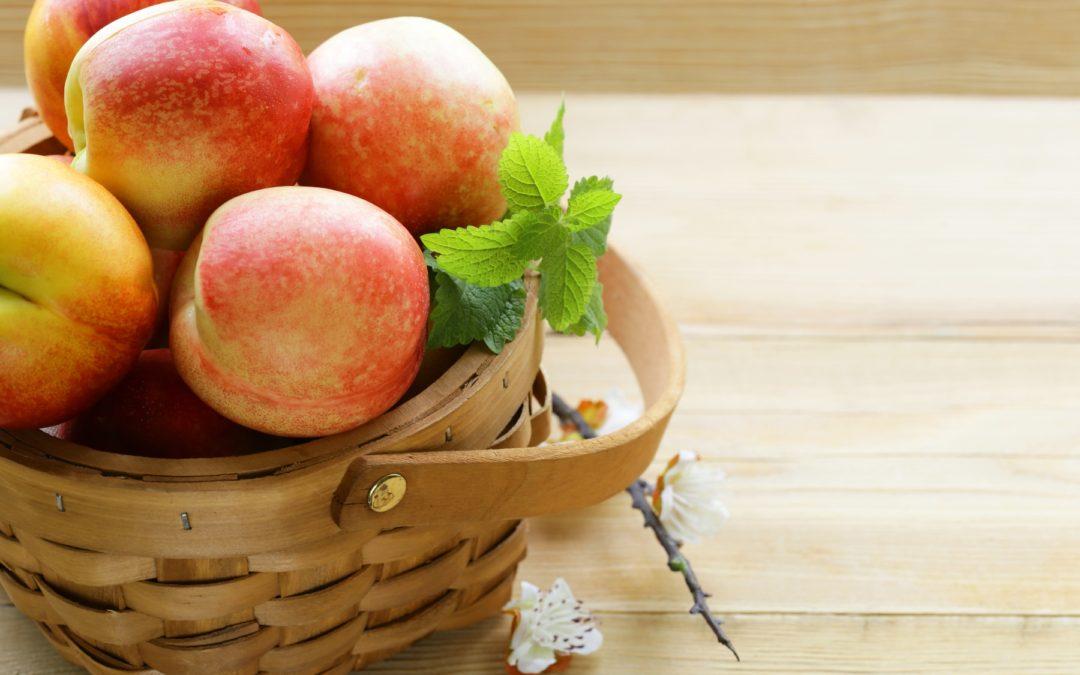 Resident Recipes: Frieda's Easy Peach Cobbler