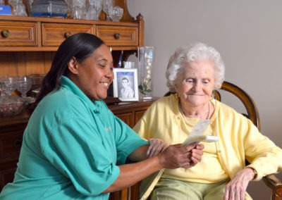 More than personalized care