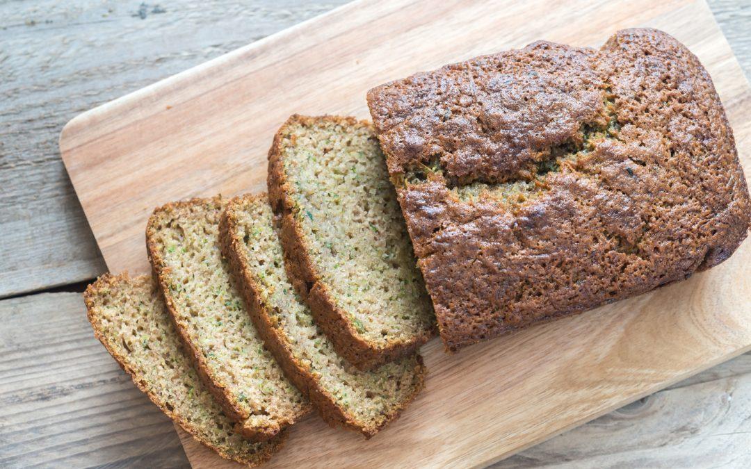 Resident Recipes: Debbie's Zucchini Bread