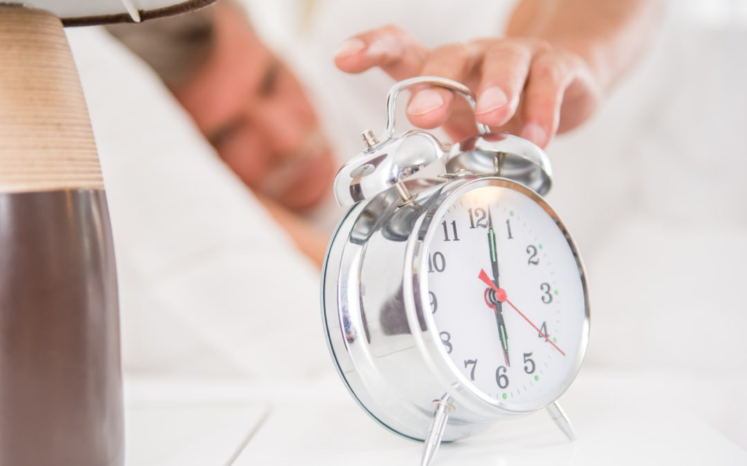 Drowsiness During the Day May Be Connected to Alzheimer's Disease