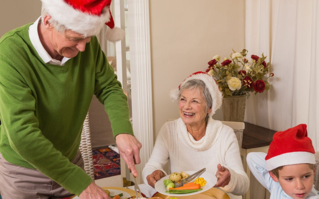 5 Ways Seniors Can Stay Healthy During the Holidays