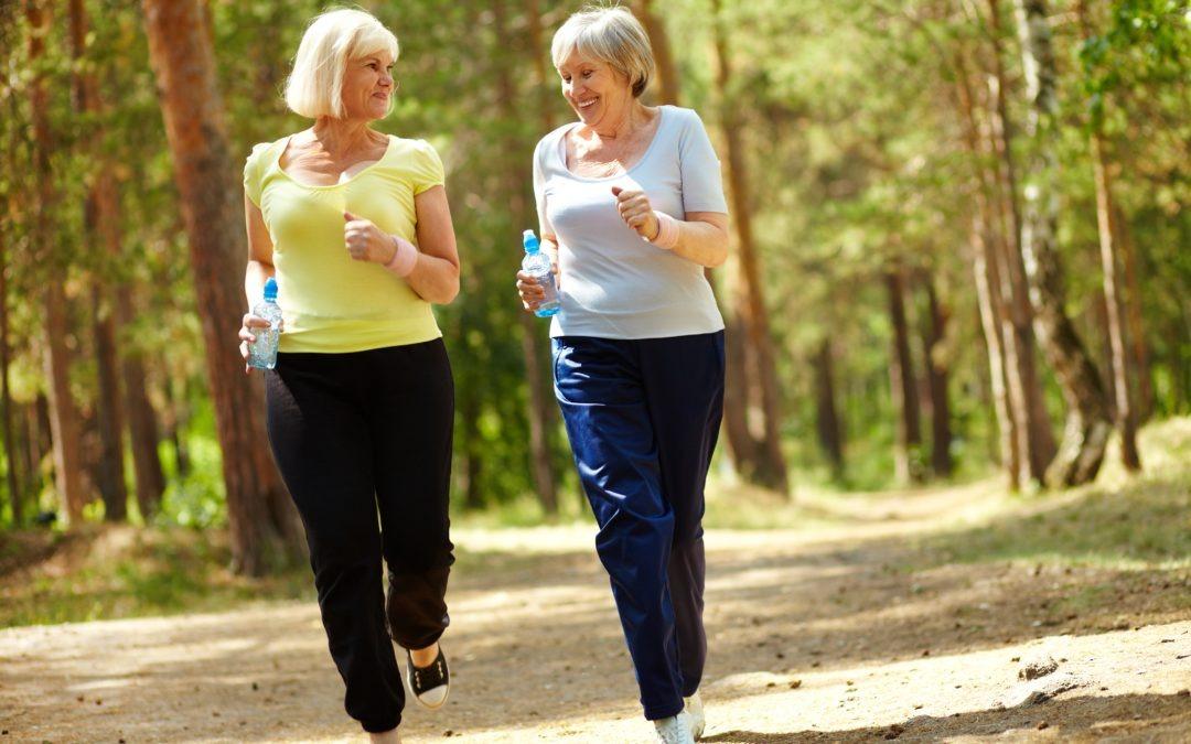 Seniors Who Run Regularly Reap the Benefits