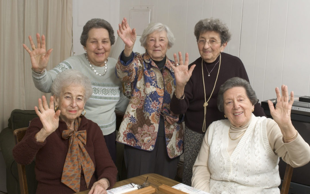 Assisted Living Is Being Chosen More by Senior Adults