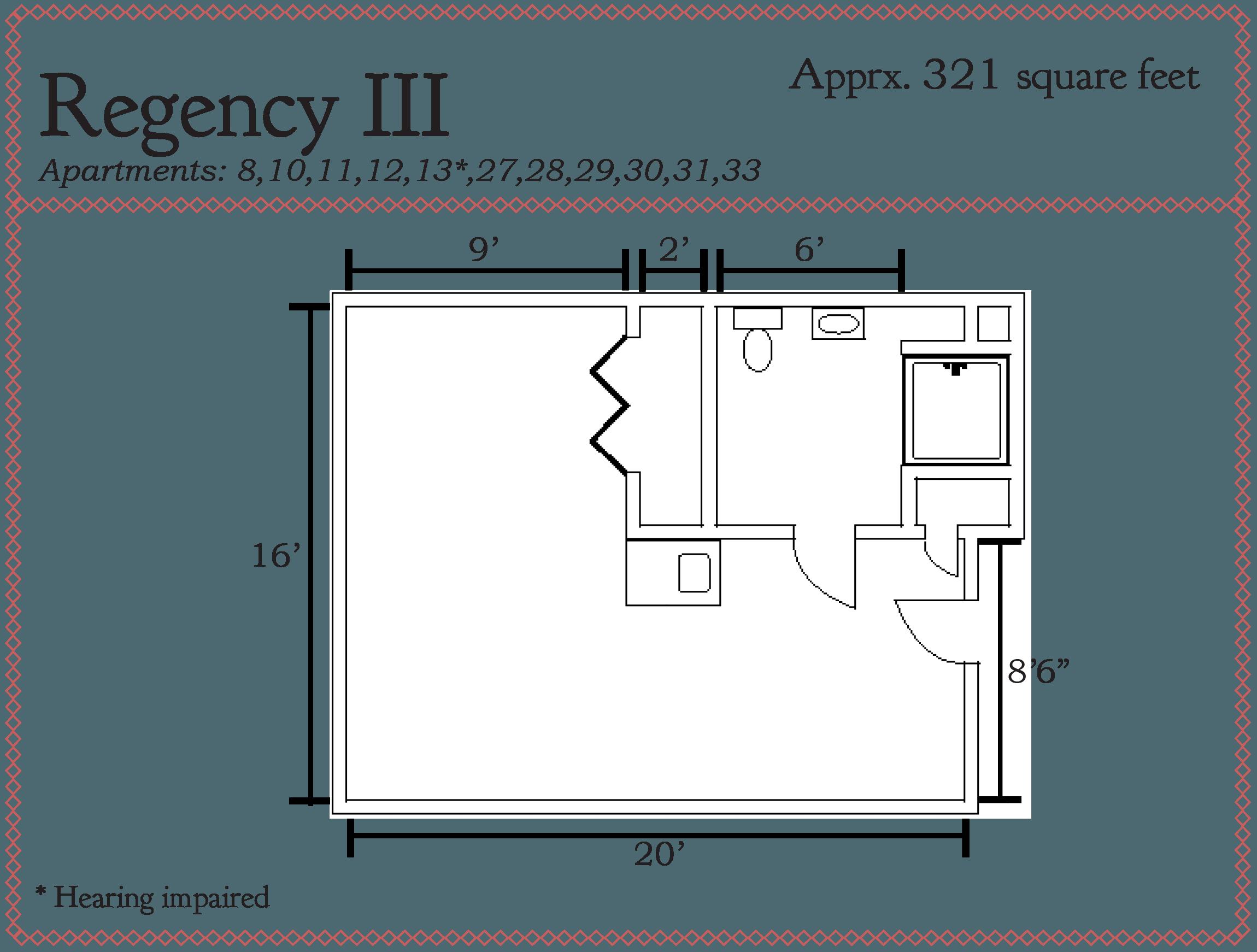 Regency III