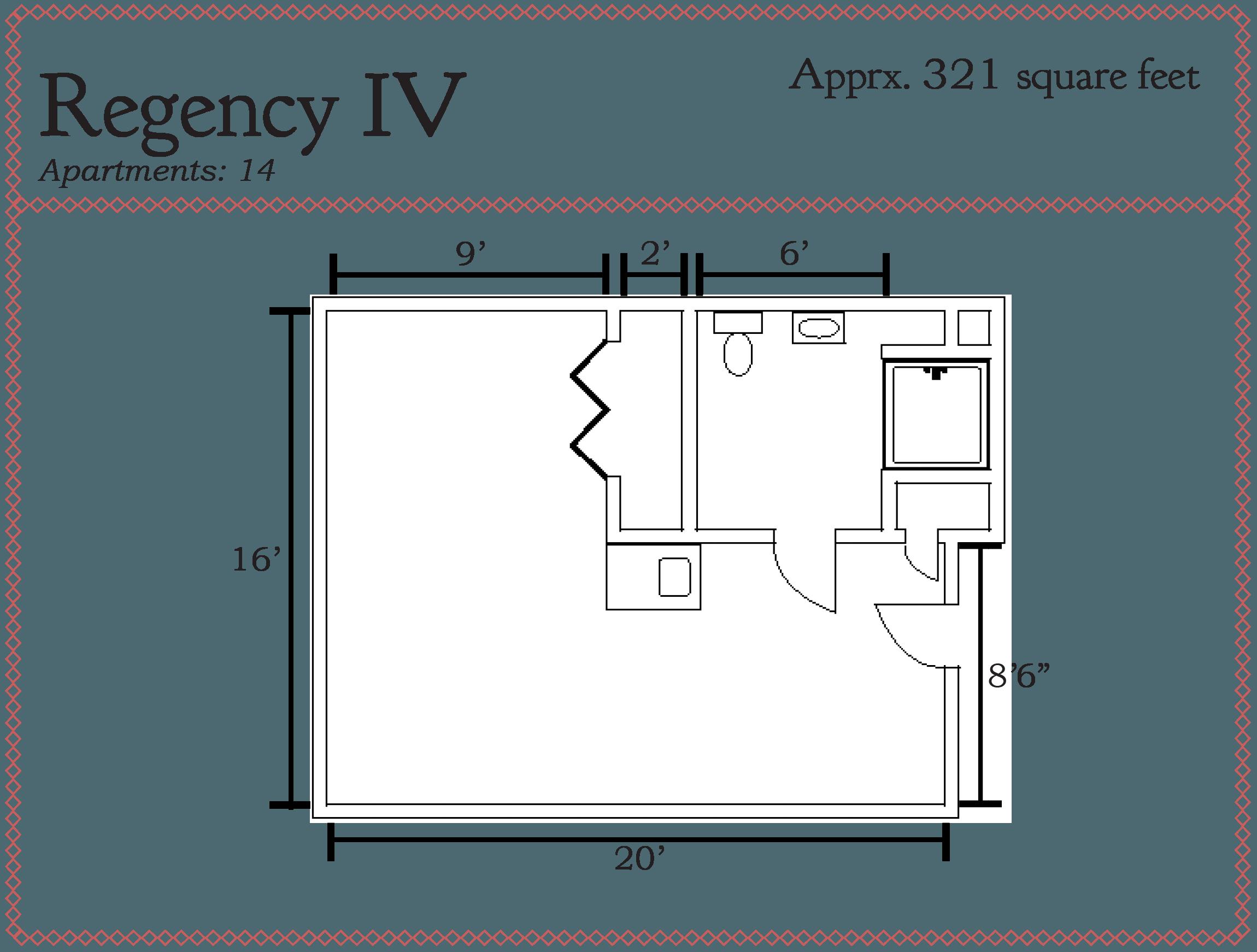 Regency IV