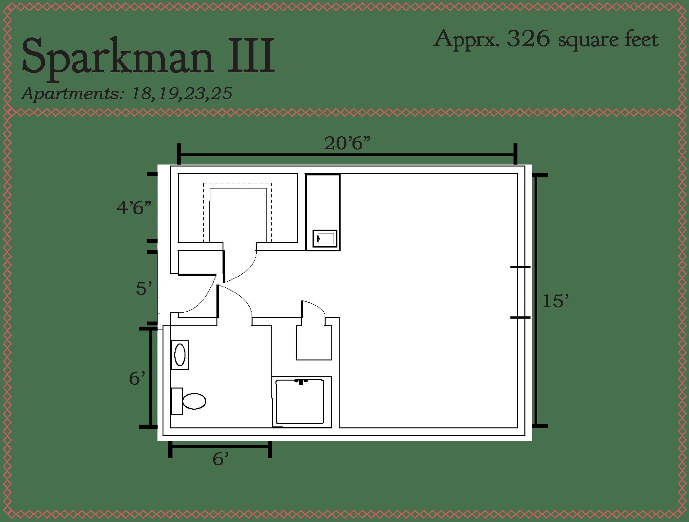 Sparkman III