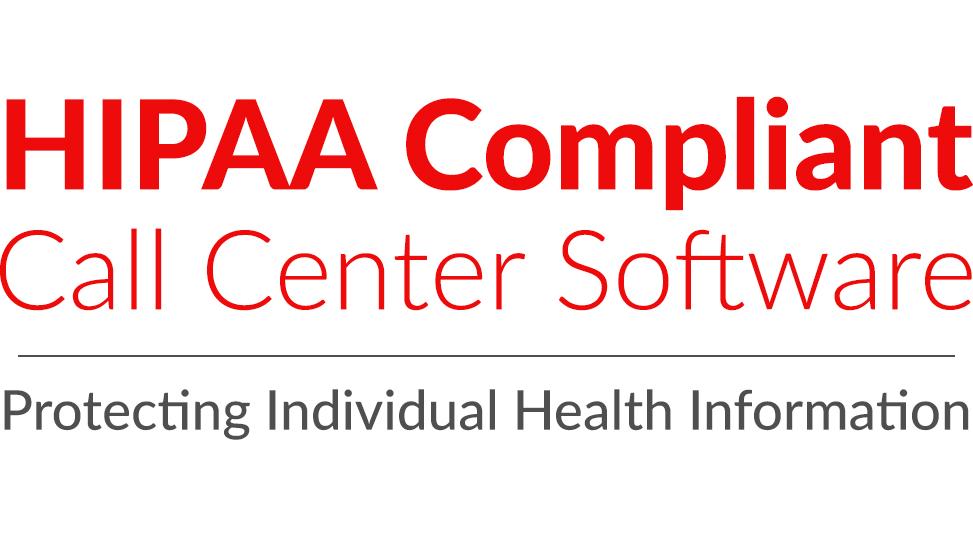 Hipaa Compliant Call Center Software Logo