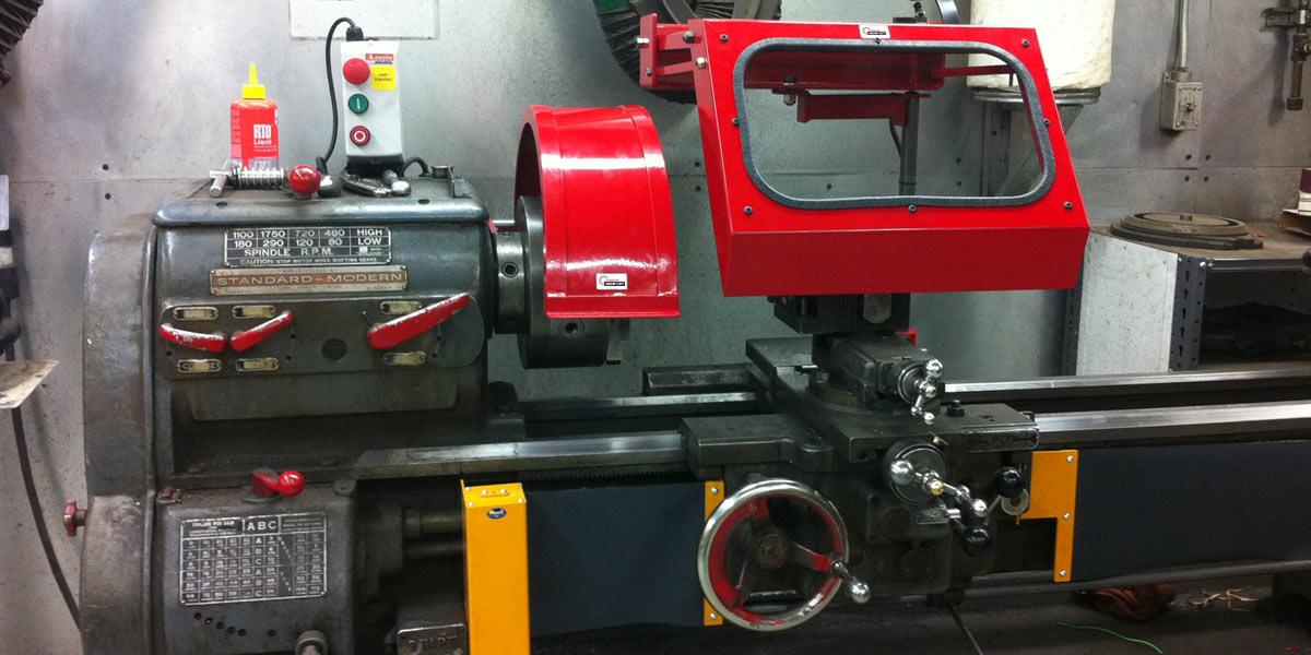 Groupe Renfort   Machine Safety   Lathes