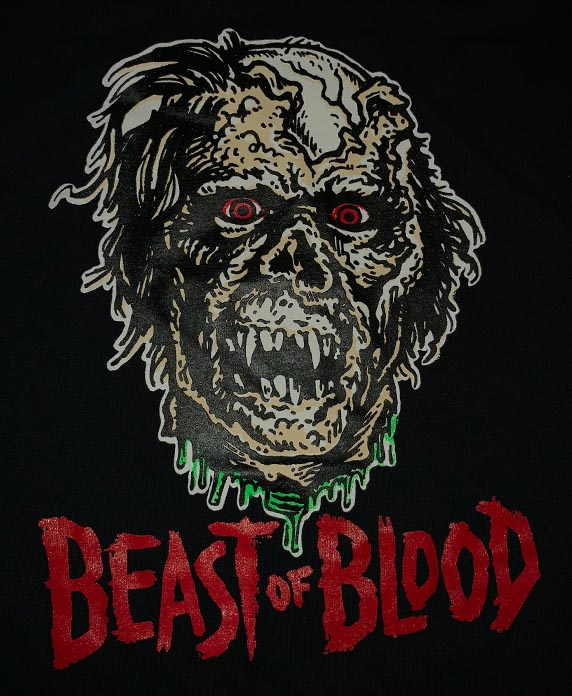 Beast of Blood Glo T-Shirt