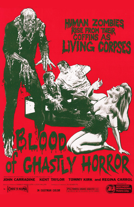 Blood of Ghastly Horror