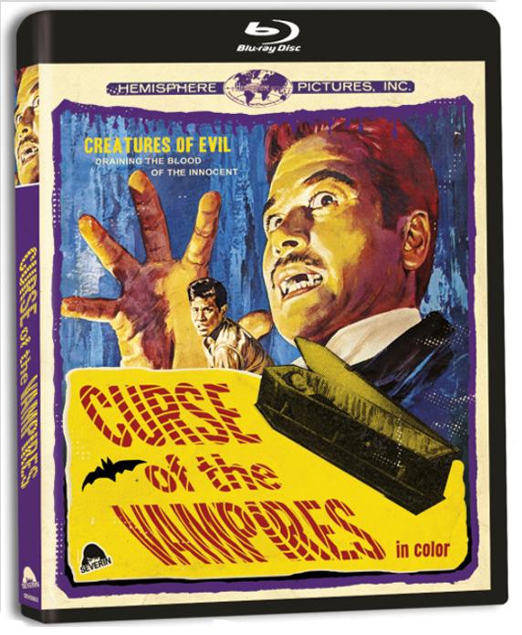 Curse of the Vampires Blu (aka Blood Drinkers)