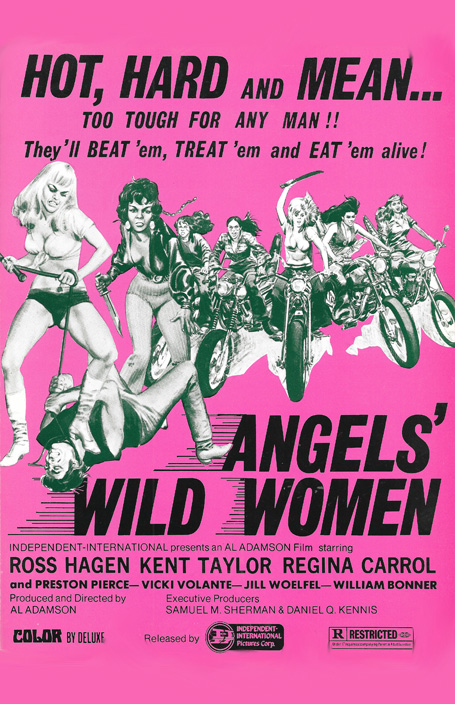 Angels'Wild Women Poster for Web