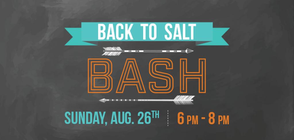 Back to SALT Bash