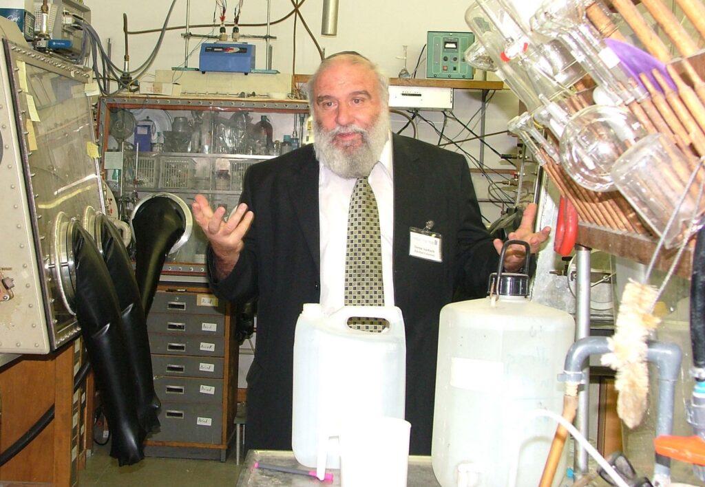 Prof. Doron Aurbach