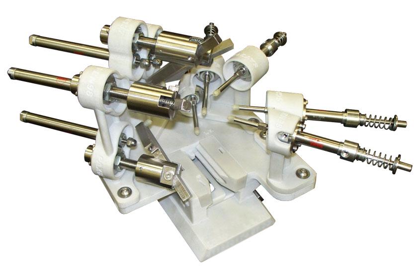Additive Manufacturing SLS/SLA fixture
