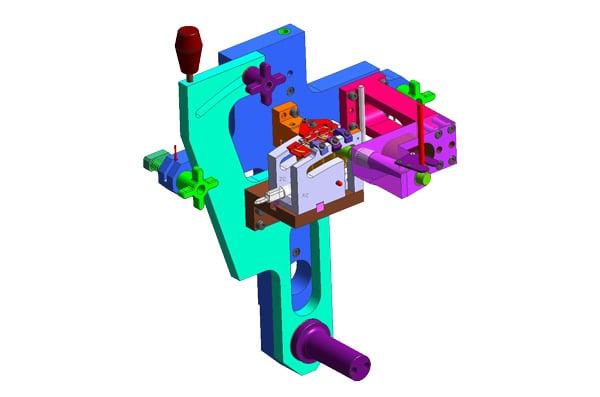 part design rendering